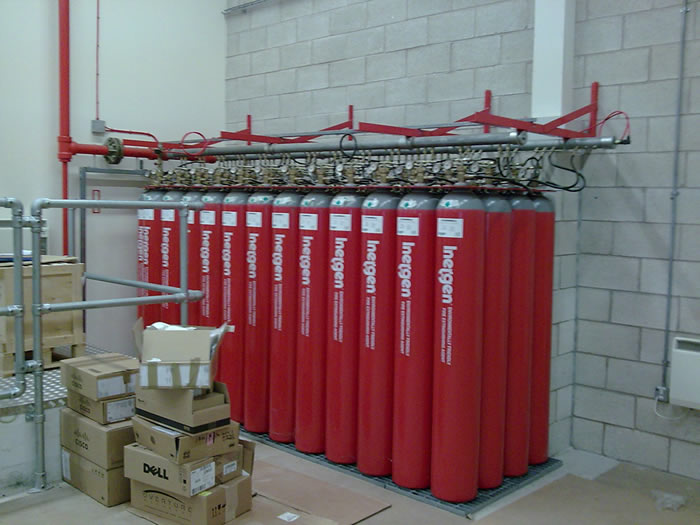 Fire extinguishing and suppression products automatic
