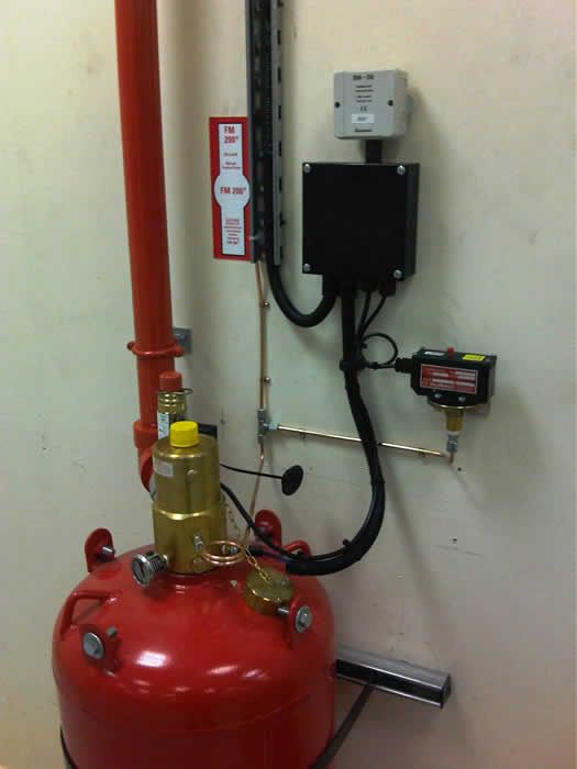 ansul co2 fire suppression system manual