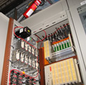 Electrical Cabinet Suppression