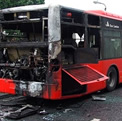 Bus Engine Fire