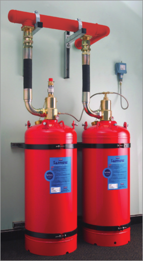 sapphire fire protection systems