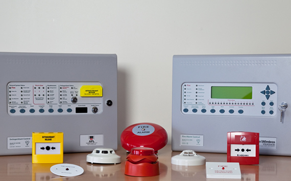 Fire Alarms Systems from Vimpex
