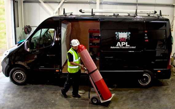 Fire Suppression Services from APL