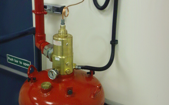 Fire Suppression Systems