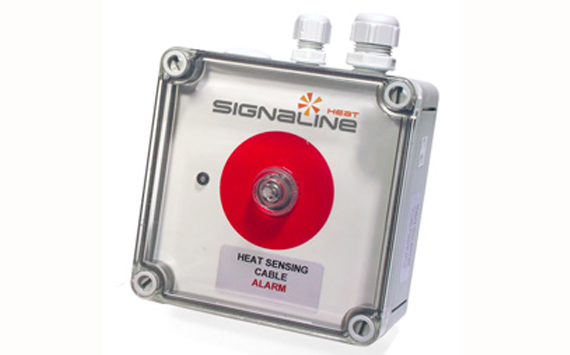 Signaline linear heat detection systems